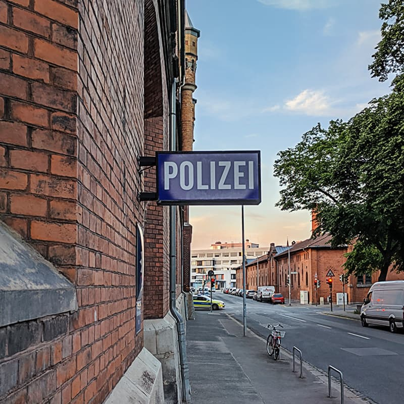 Polizeiinspektion Ost